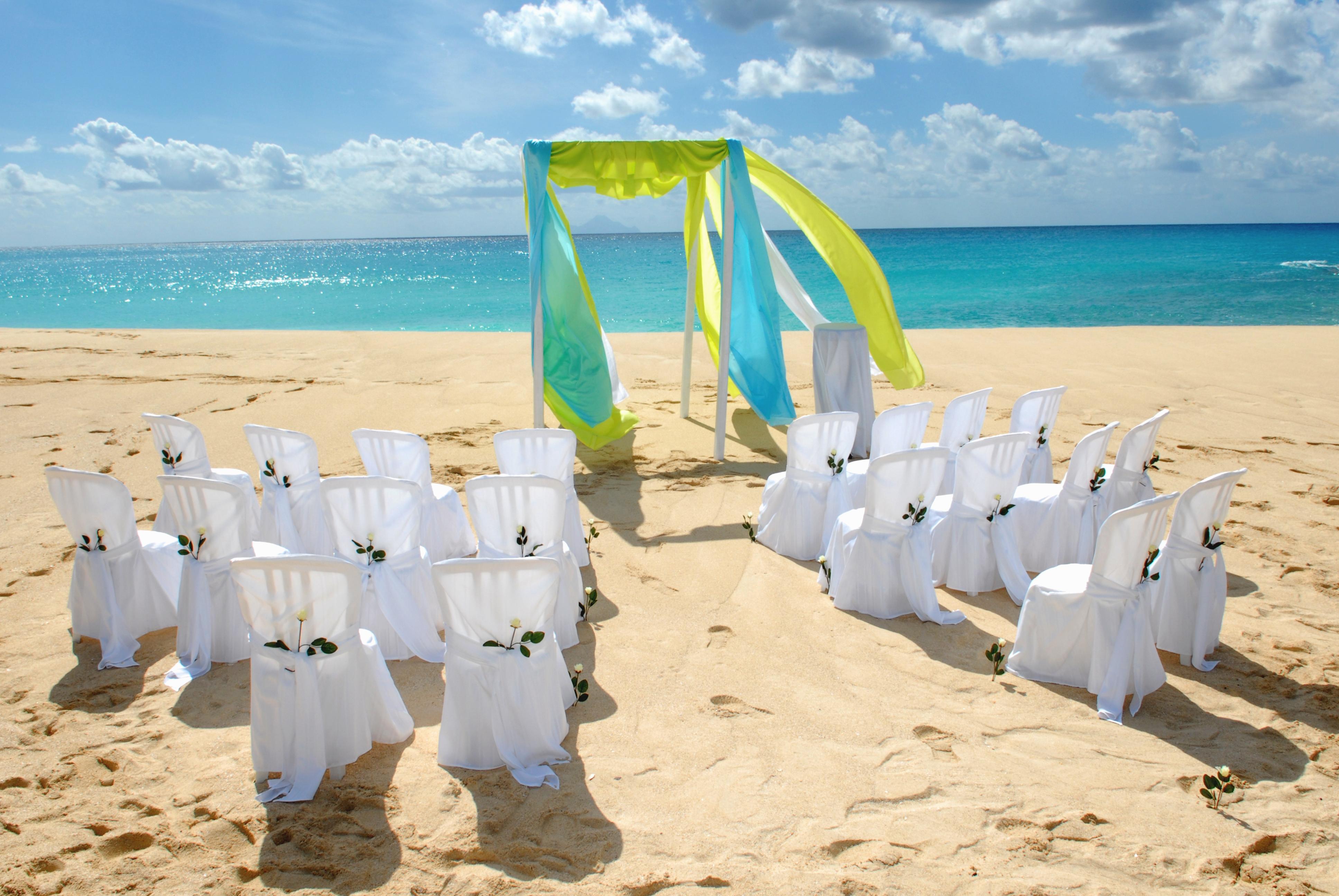 Trouwen Sint Maarten
