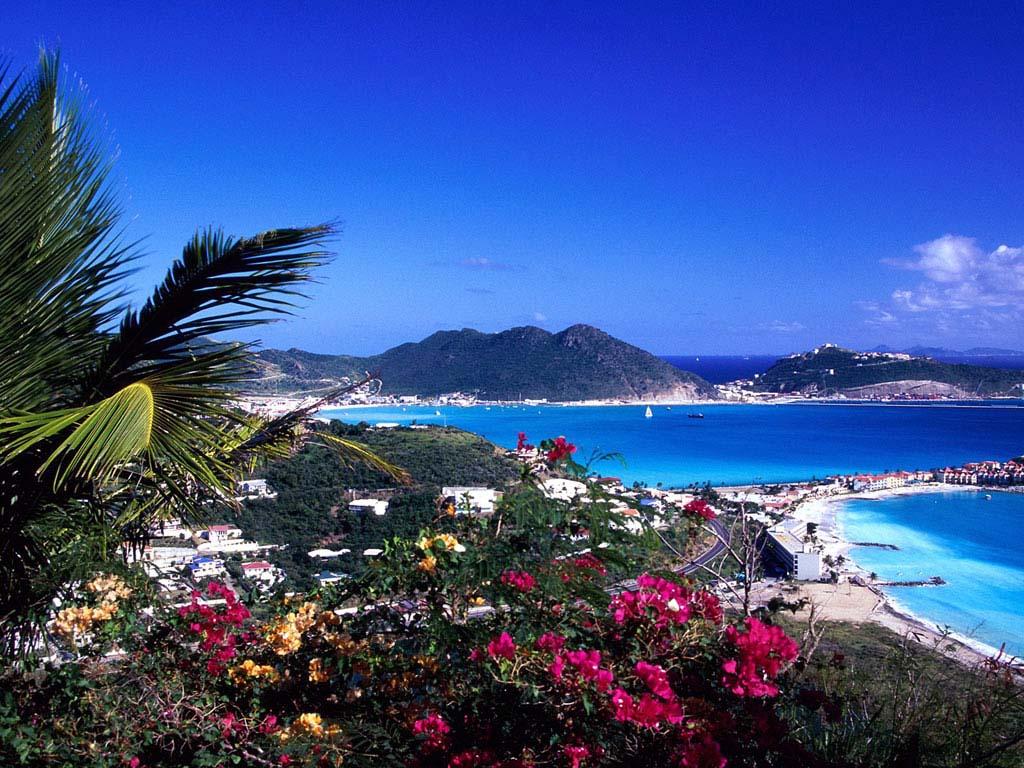 Vliegtickets Sint Maarten