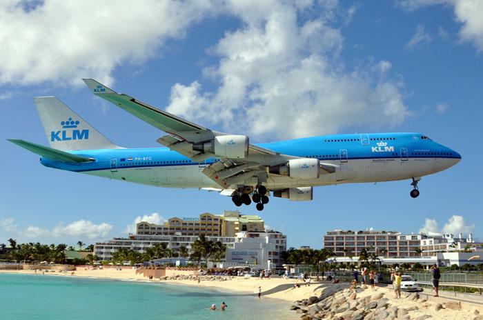 Vliegveld Sint Maarten
