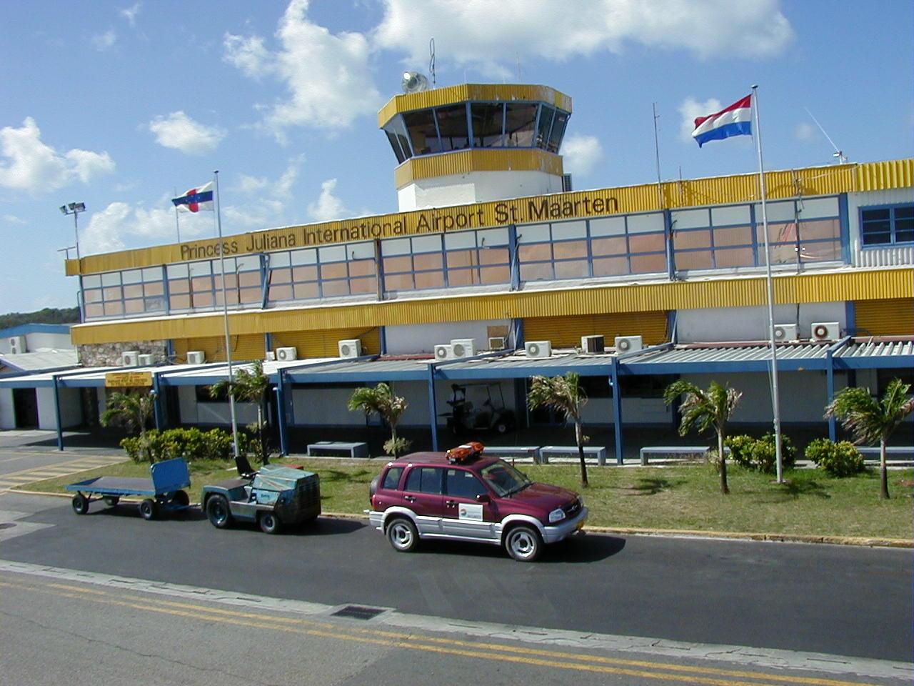 Vliegveld St Maarten